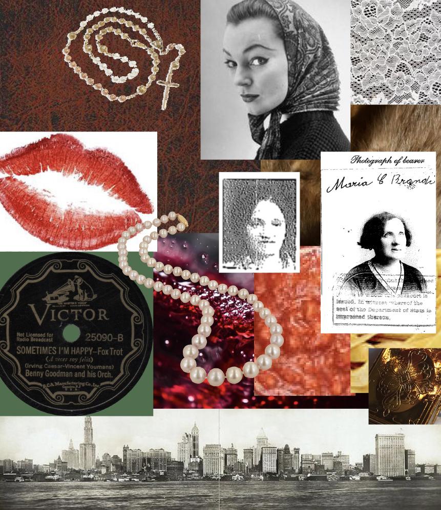 Bridge 2: Fashion Look Book