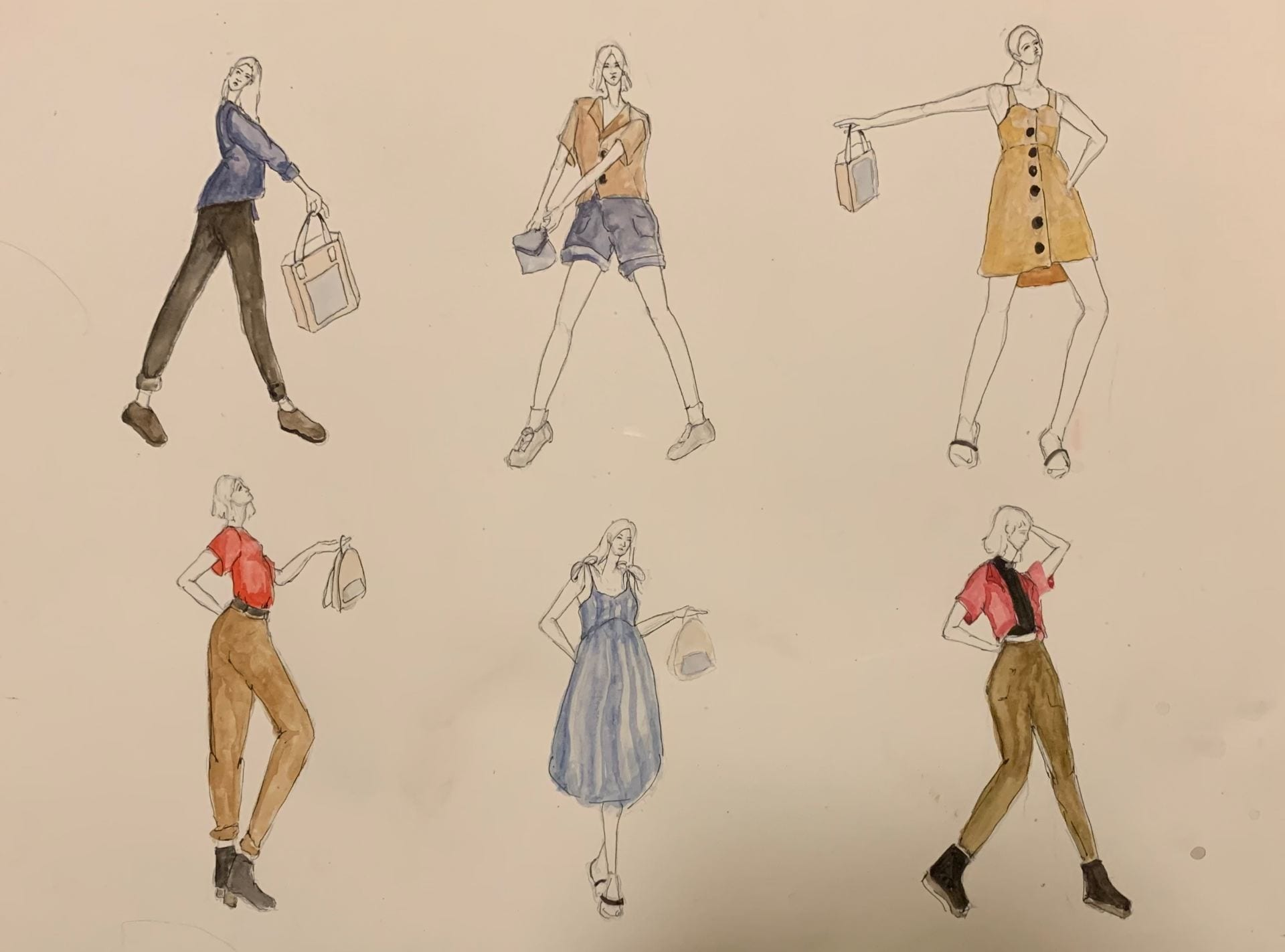 Accessory Collection Drawings