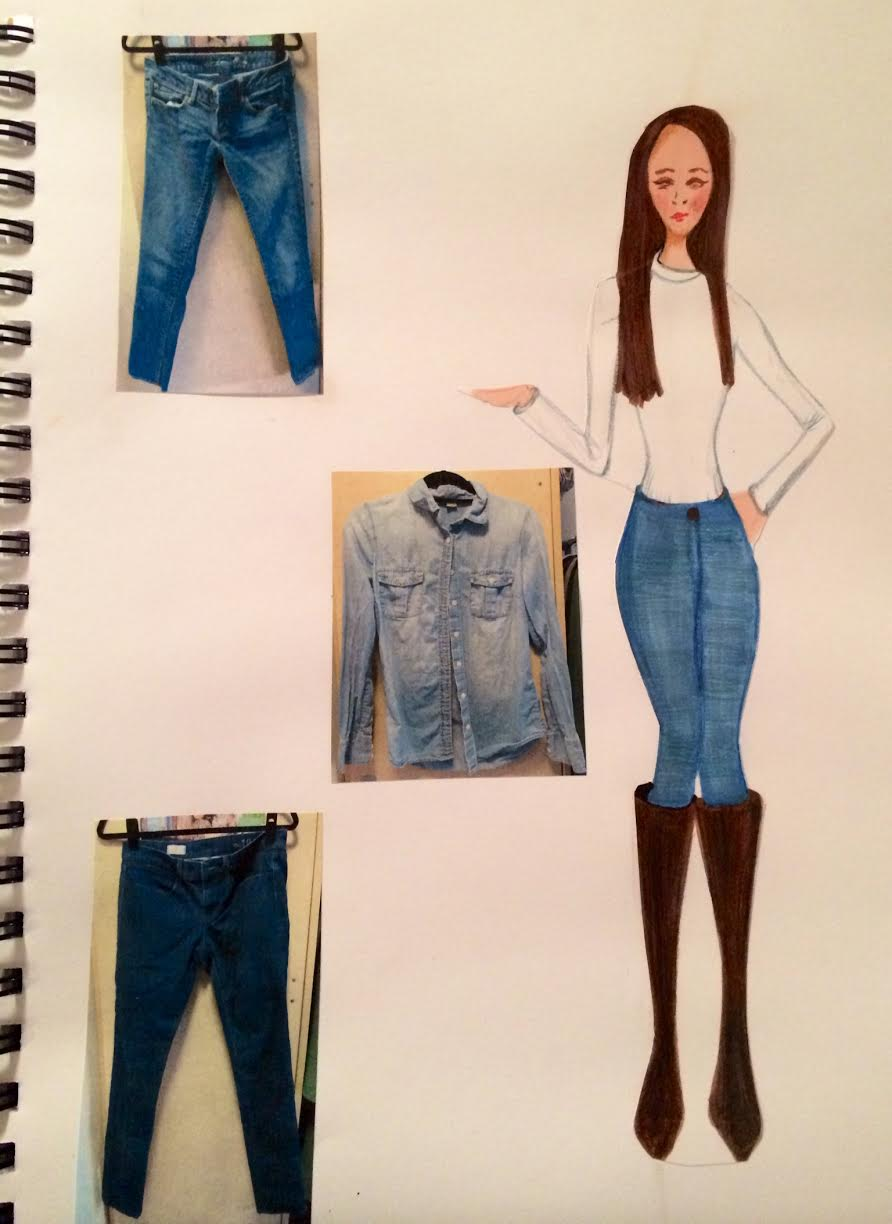 Blue Jean Journal