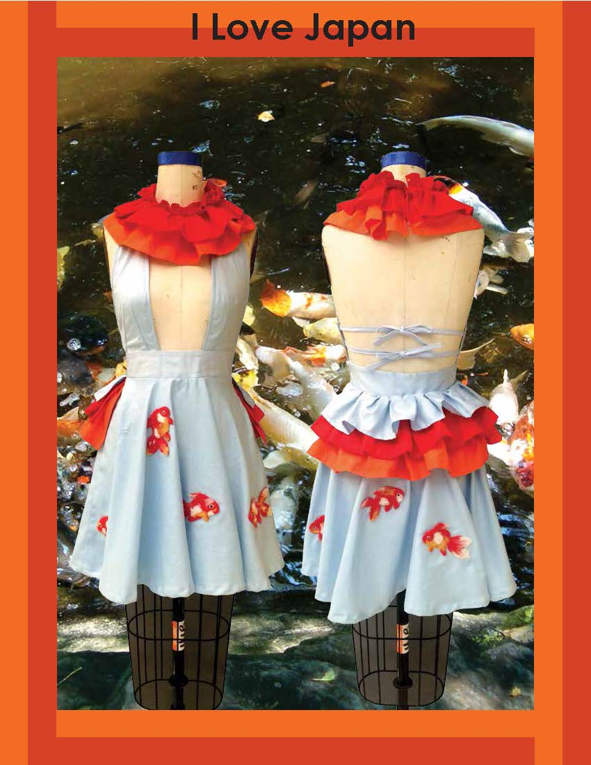 Tokyo Dress Pg4