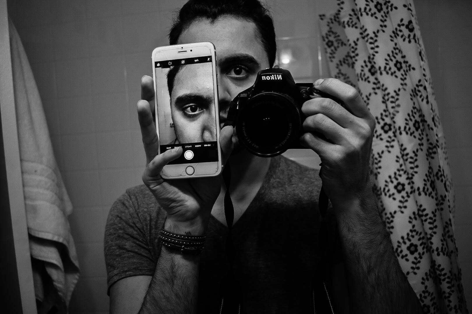 Selfie Timeline_Reflections