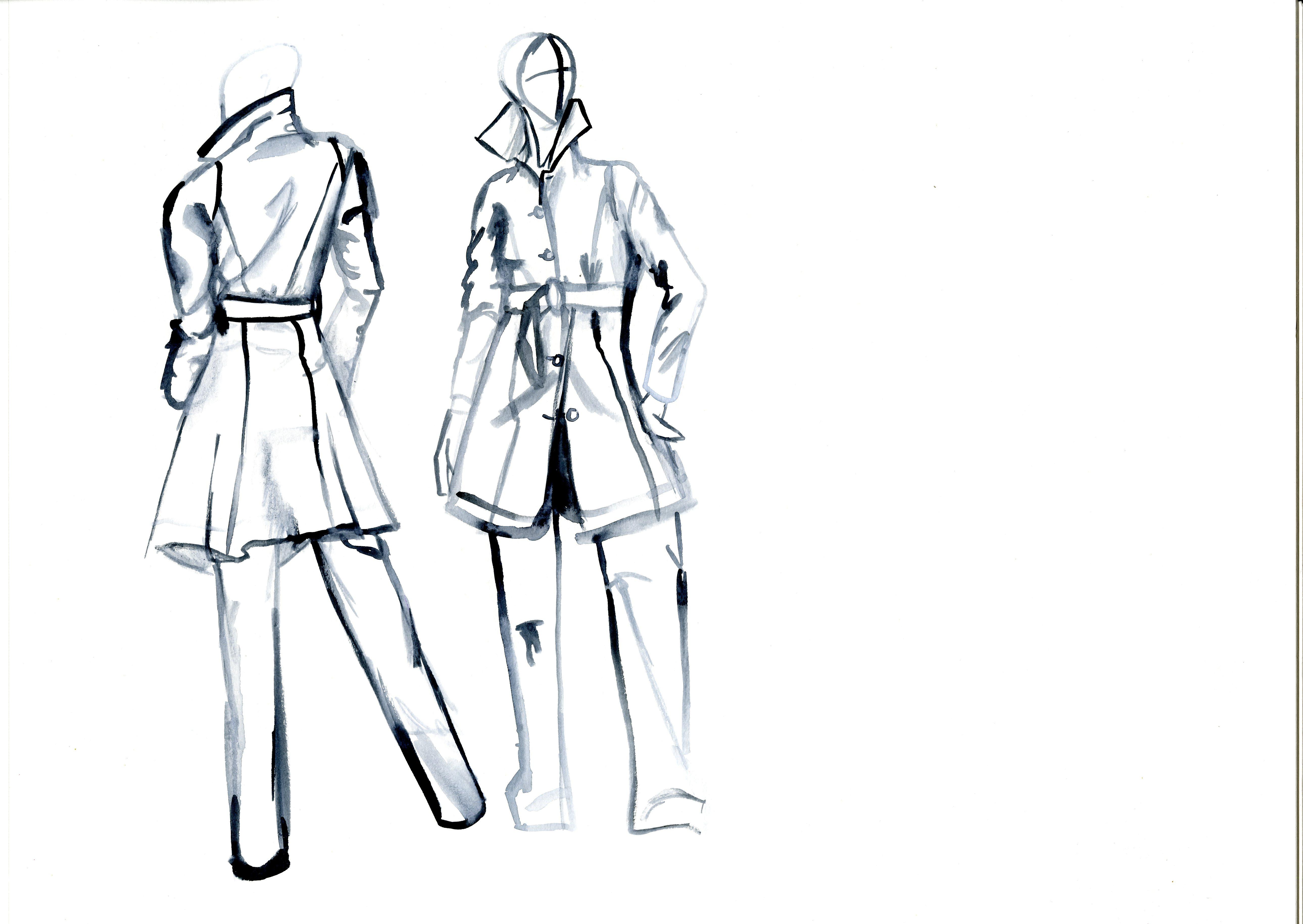 Visual Communications Figure Drawing