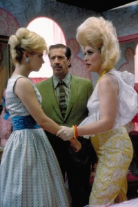 HAIRSPRAY, Colleen Fitzpatrick, Sonny Bono, Deborah Harry, 1988, (c) New Line