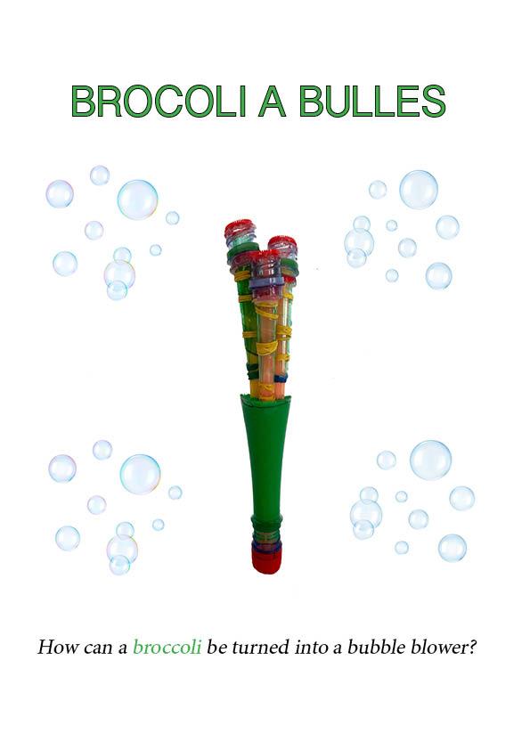 Brocoli a Bulles -presentation 1