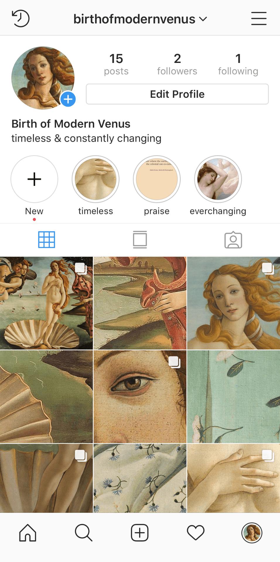 Bridge 4: Instagram Book