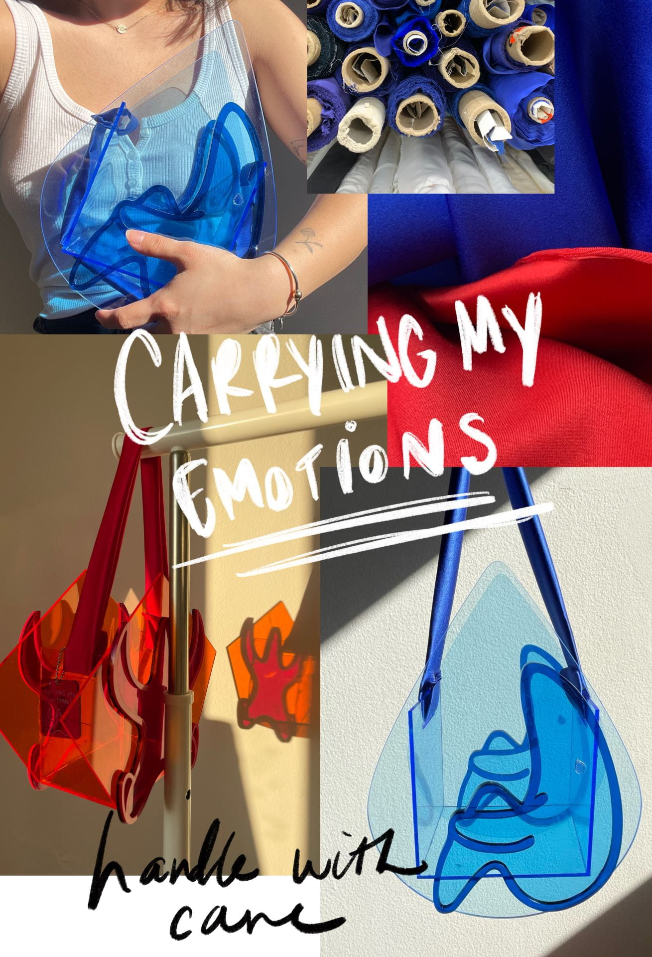 Carrying My Emotions (3D Seminar/Studio)