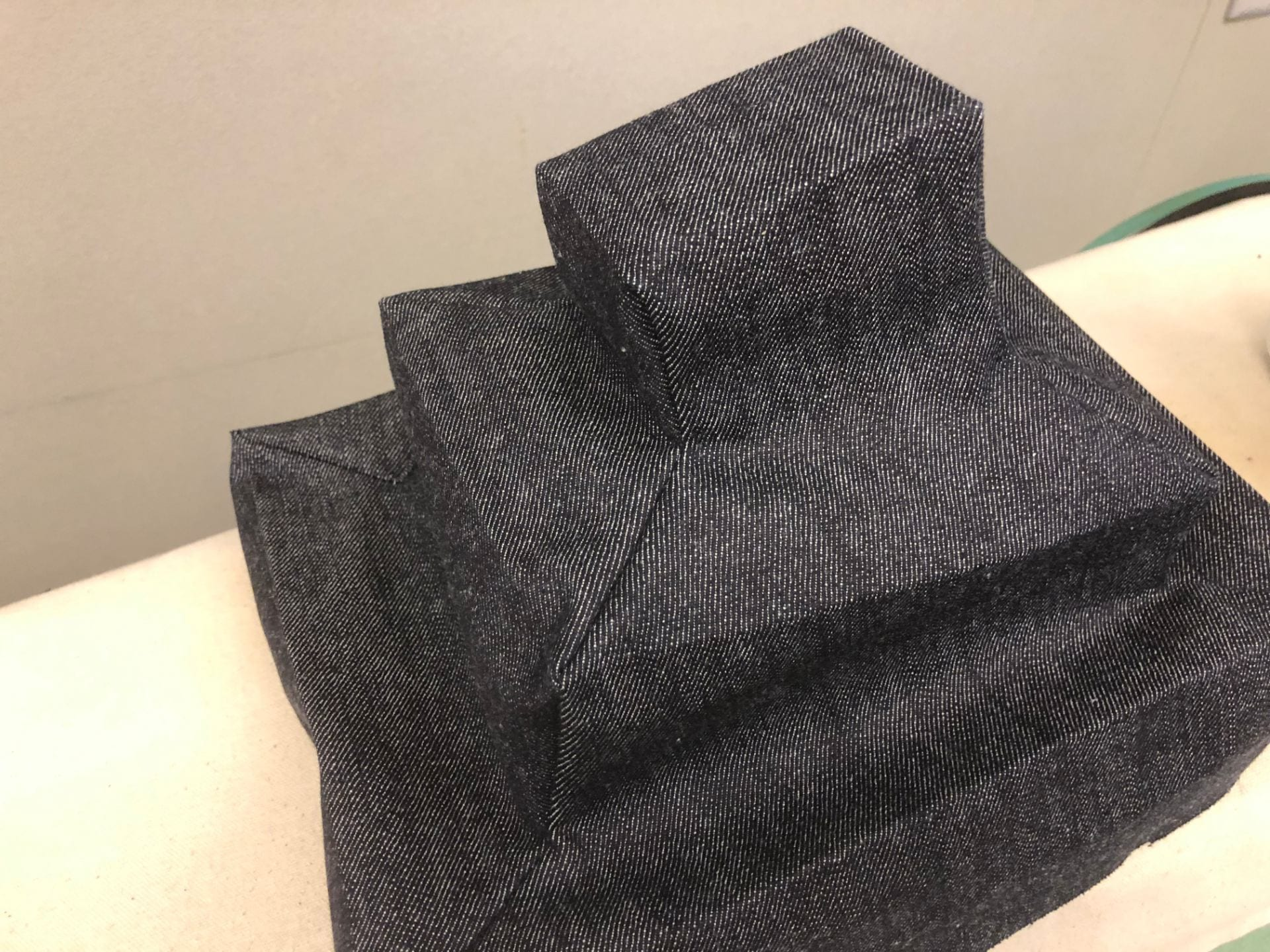 Tower in Fabric