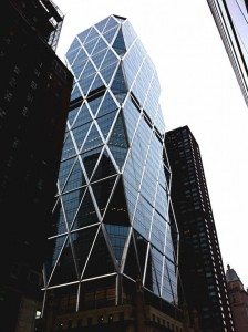 heart tower exterior