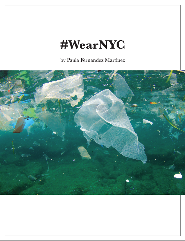 Sust. Systems: #WearNYC – Business Proposal
