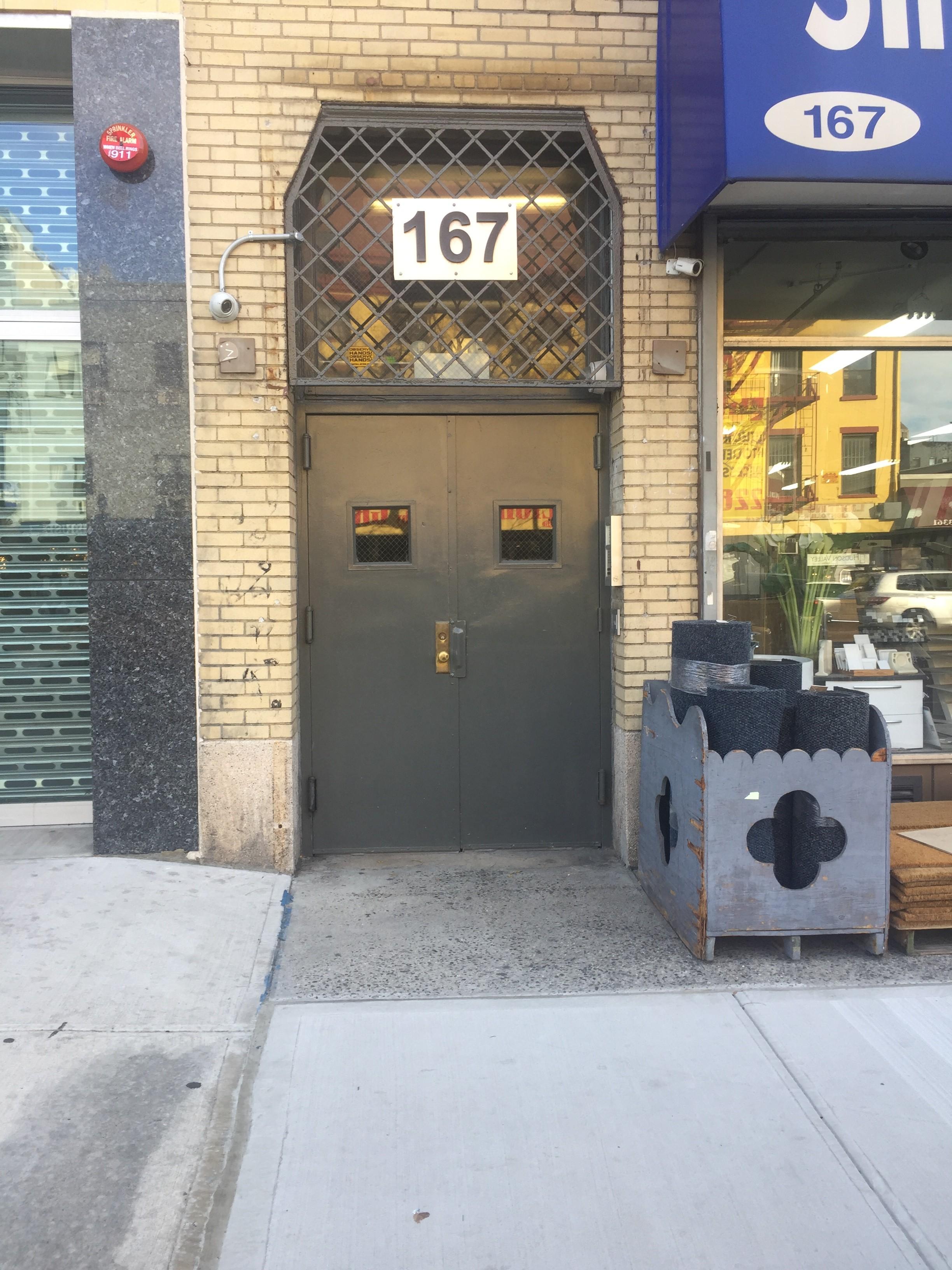 Bowery 167