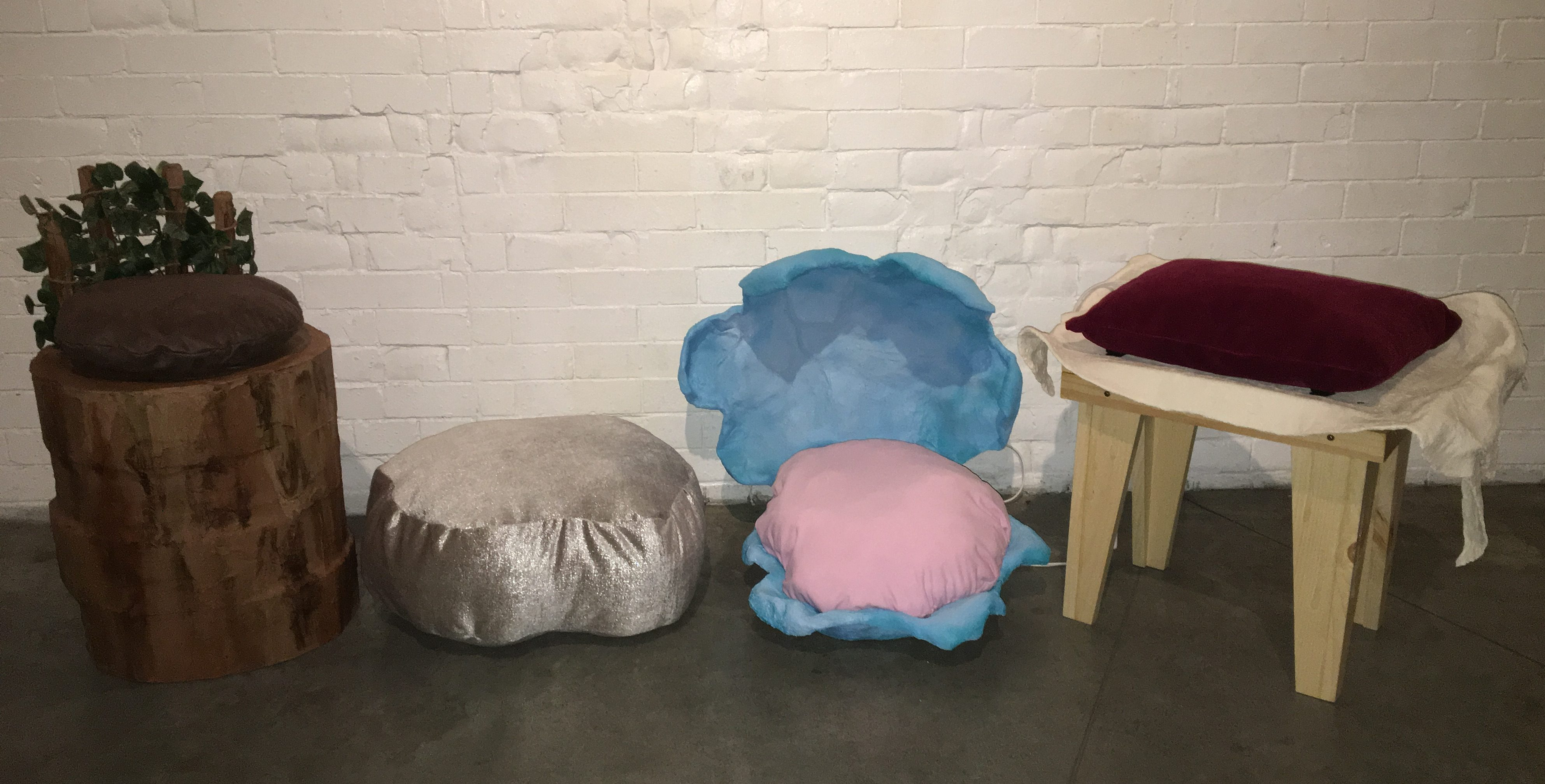 Unconventional Furniture Collection