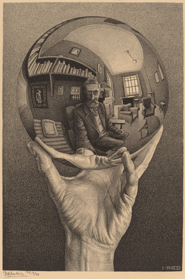 M.C. Escher- Impossible