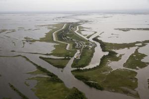Photo of Isle de Jean Charles, Louisiana