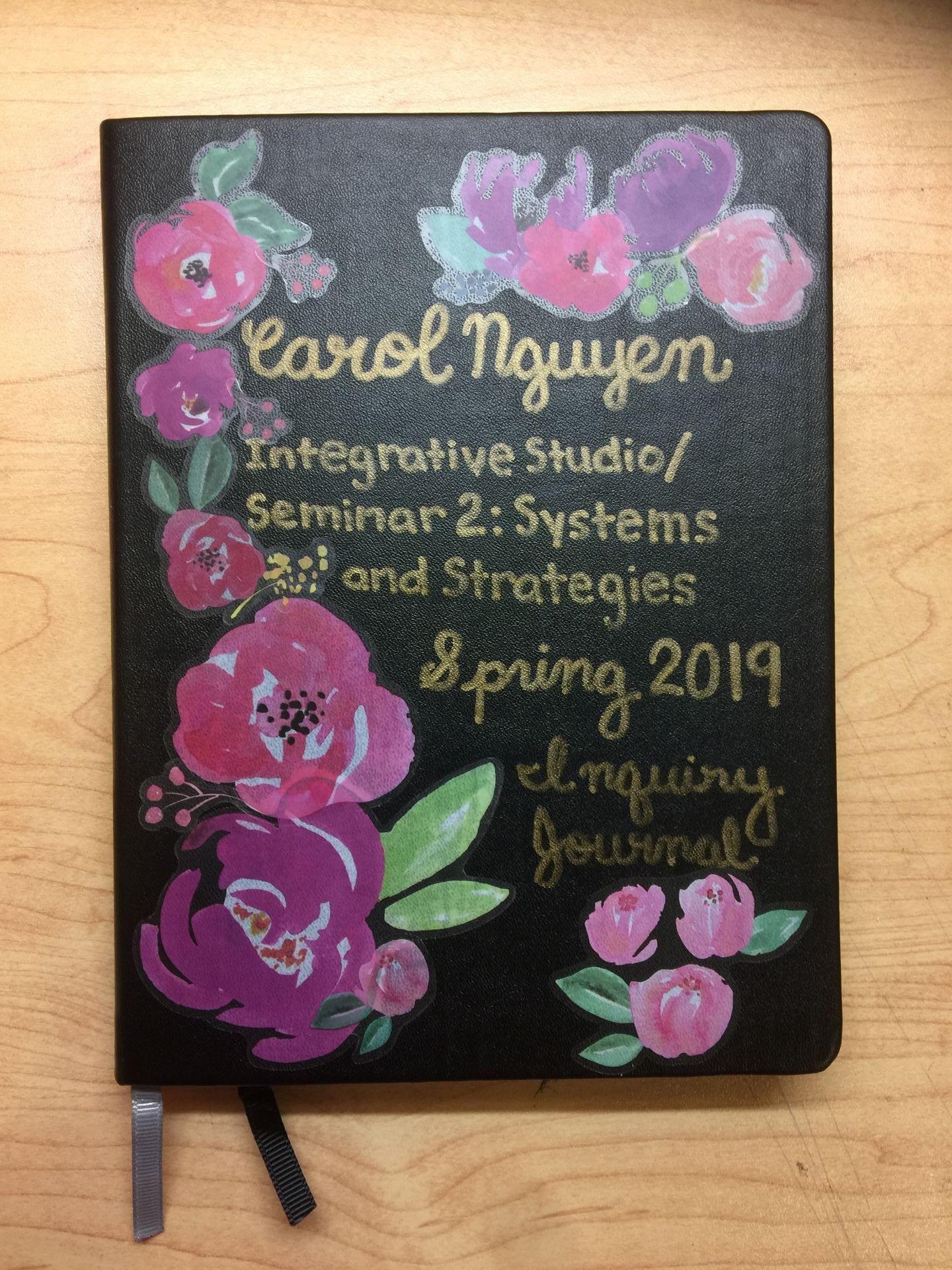 Integrative Studio/Seminar 2 Journal