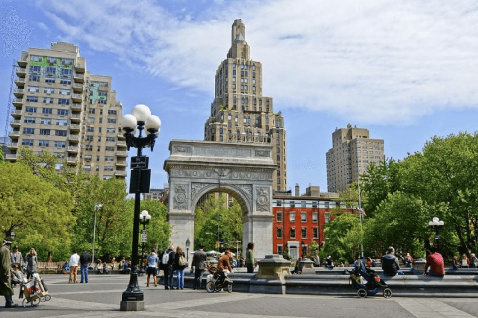 Sounds of Washington Square Park