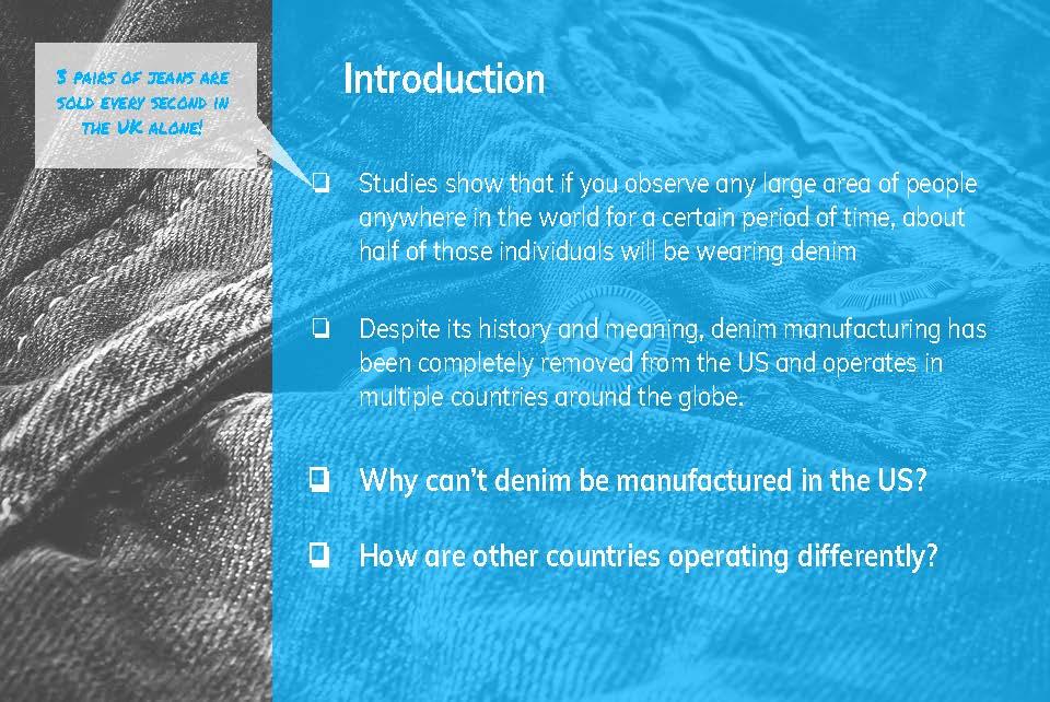 d559b739b5e Market Entry Project: Global History of Denim | Emma Feinblatt