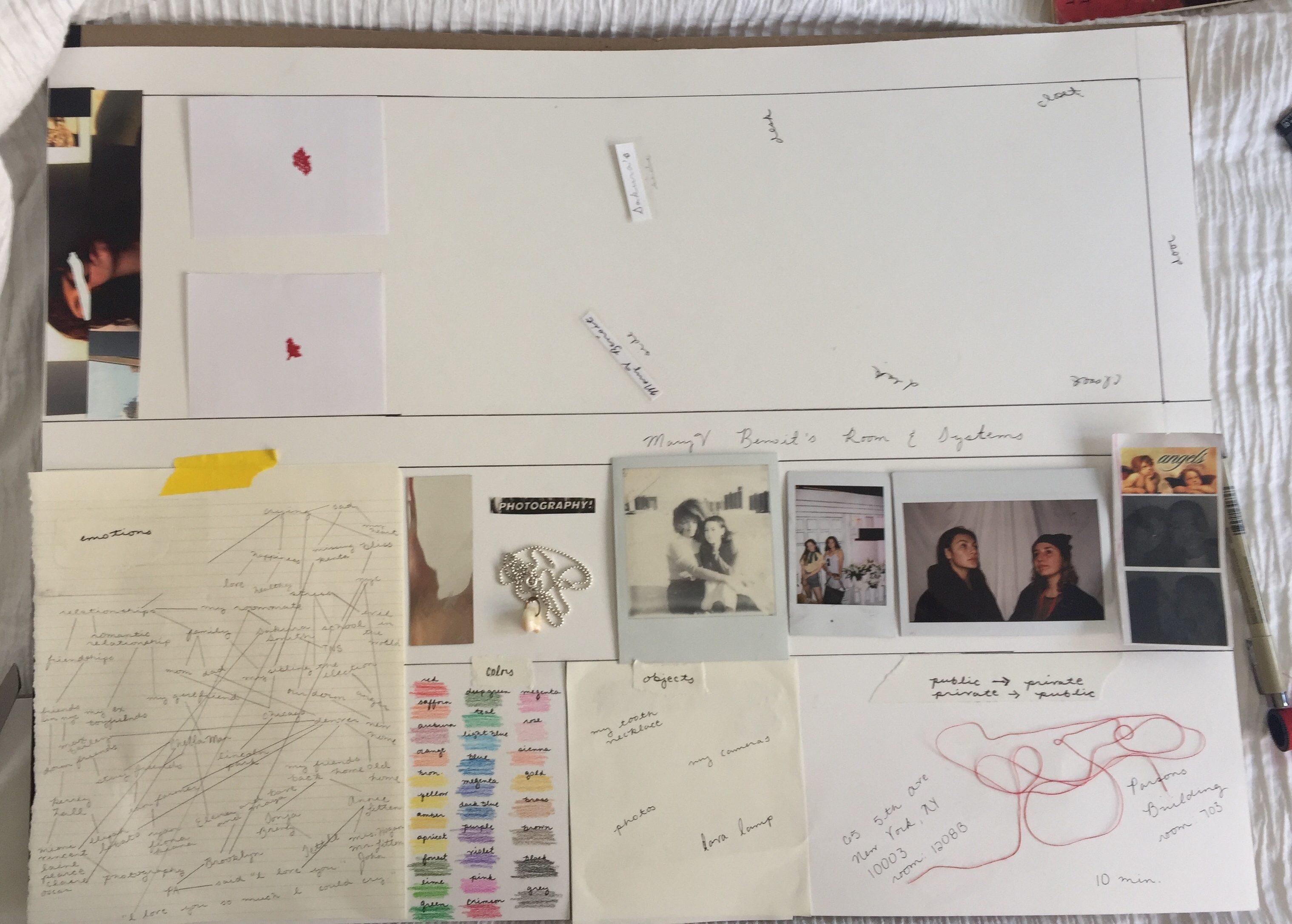 Bridge #1 Room Diagram: 5 Systems