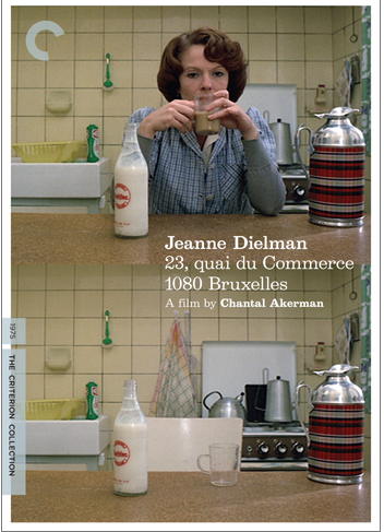 Chantal Ackerman – Jeanne Dielman, 23, quai du Commerce, 1080 Bruxelles (1975)