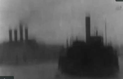 Time in early cinema – NYC