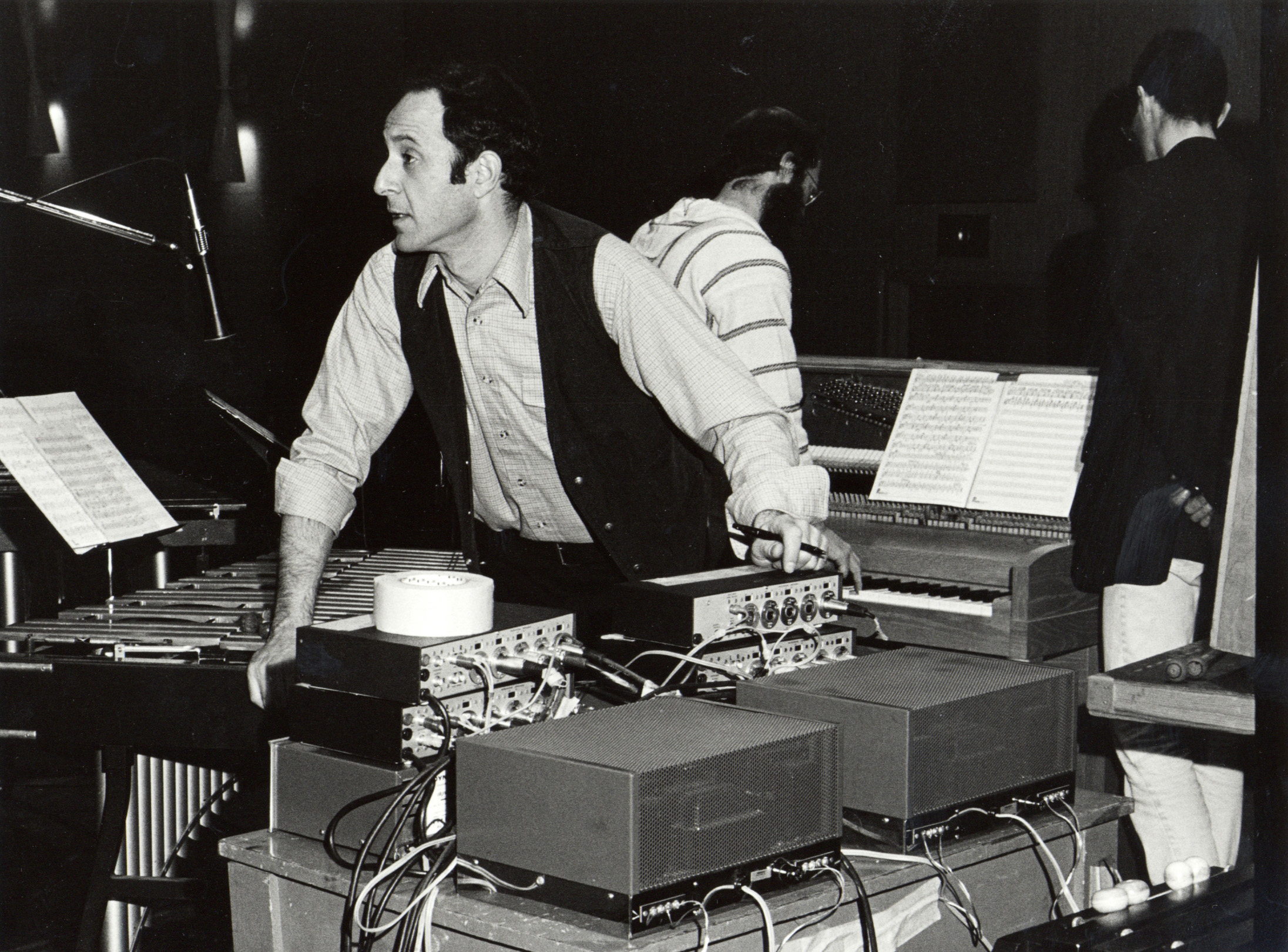 Steve Reich – Come Out
