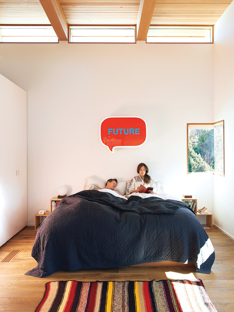 Doug Aitken's house