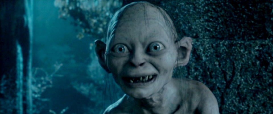 Point of View – Gollum