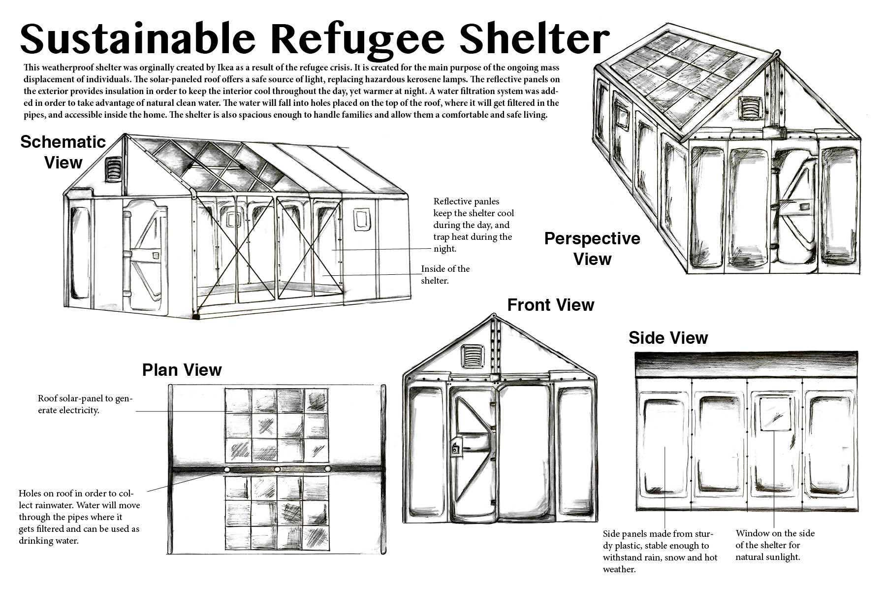 Refugee Shelter