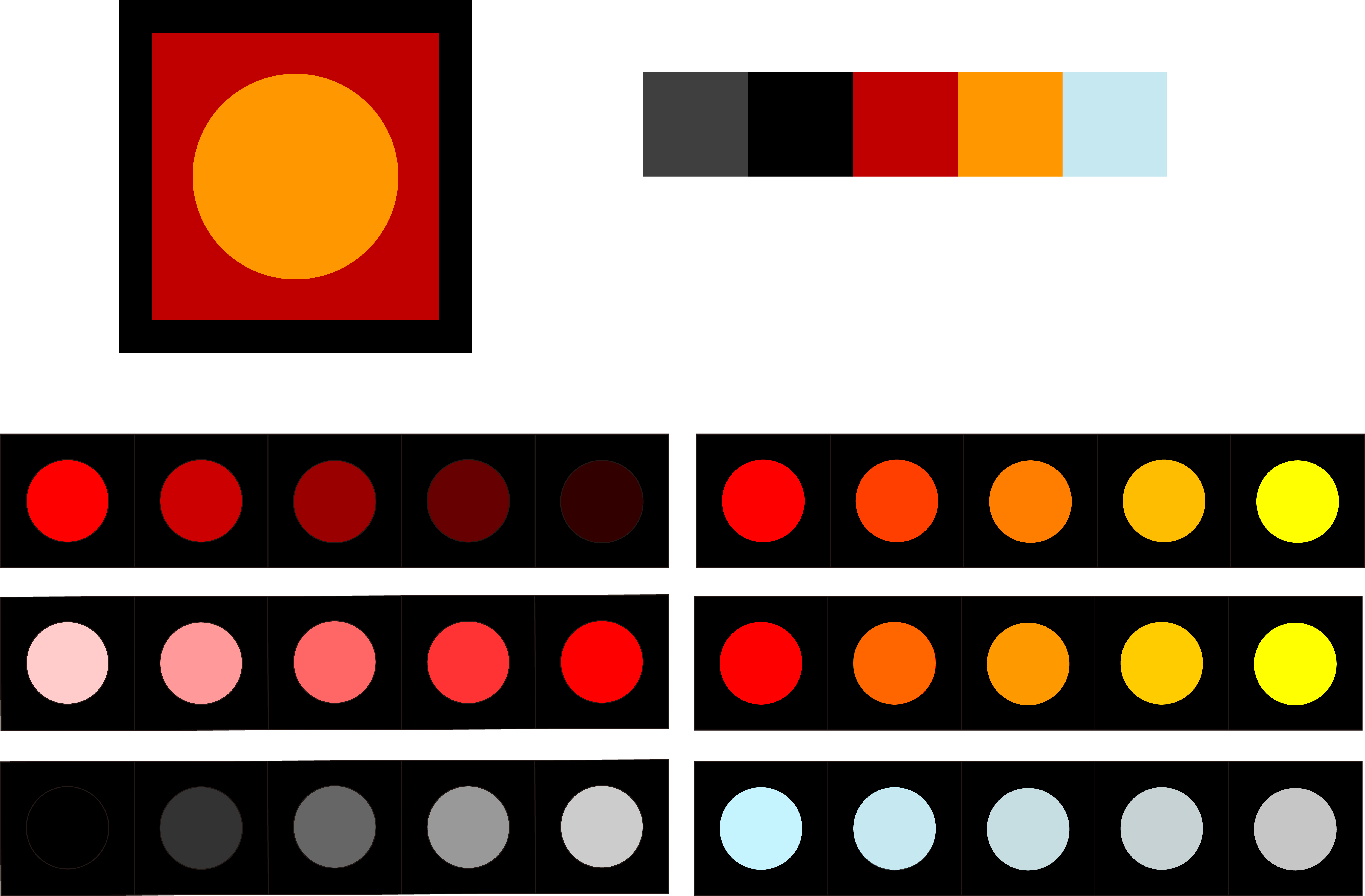 Drawing Fashion Form Custom Design Color Strategic Mood Board Value Key Tanghui Liao
