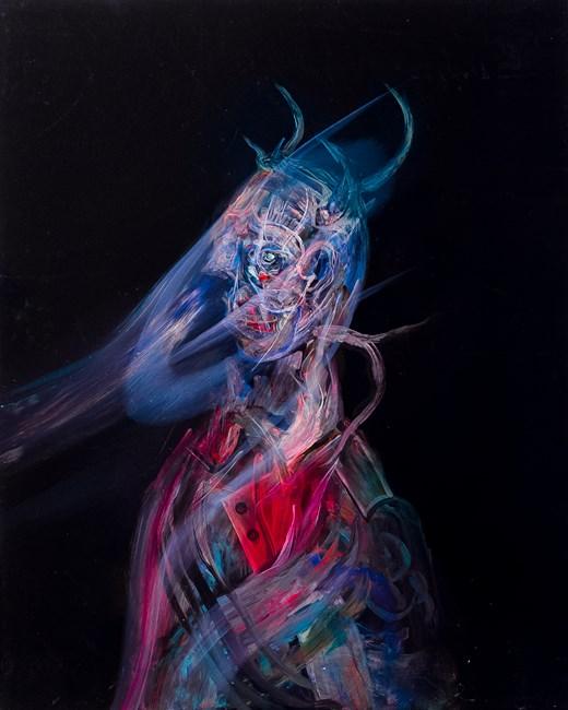 Written reflection hw (artist – Ruben Pang)