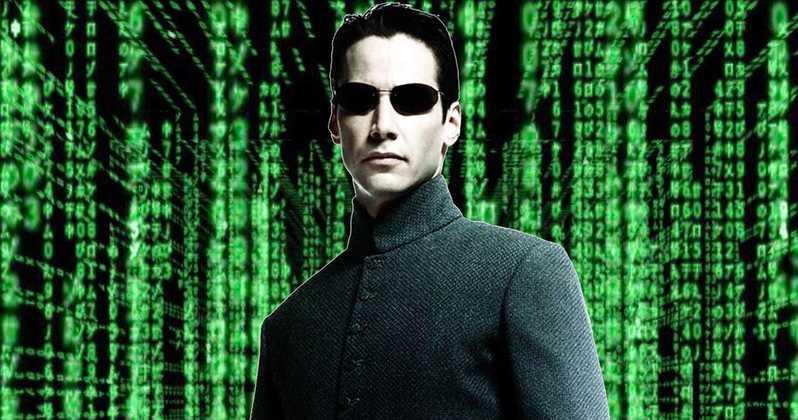 Matrix Reflection