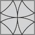 Circle pattern unit