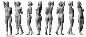 Full Body female
