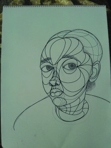 Honore, Sandy - Self-Portrait - Wired