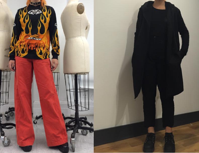 Fashion Studies LP Post #3: Dress Practice Log
