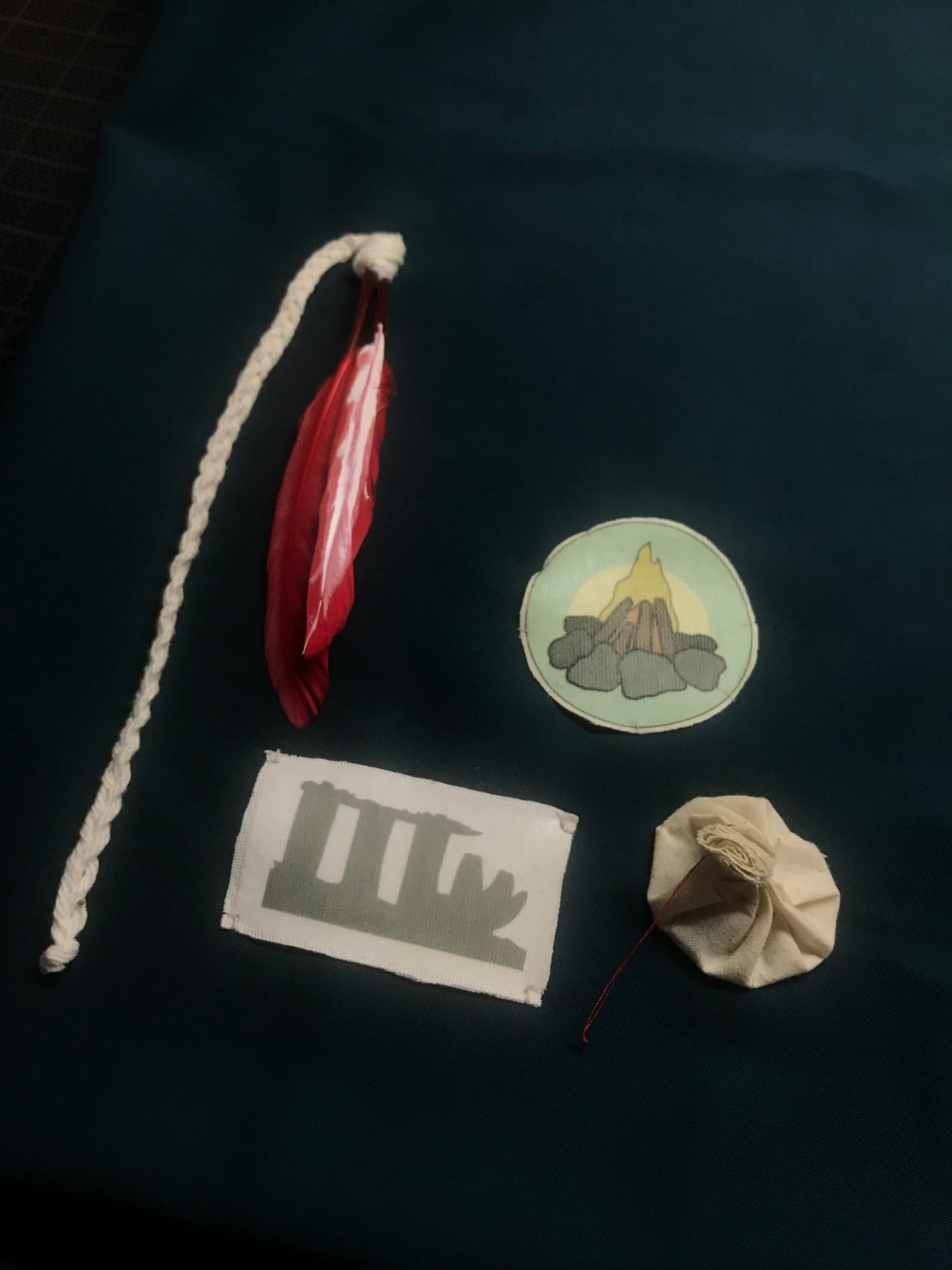 Drawstring Bag Project