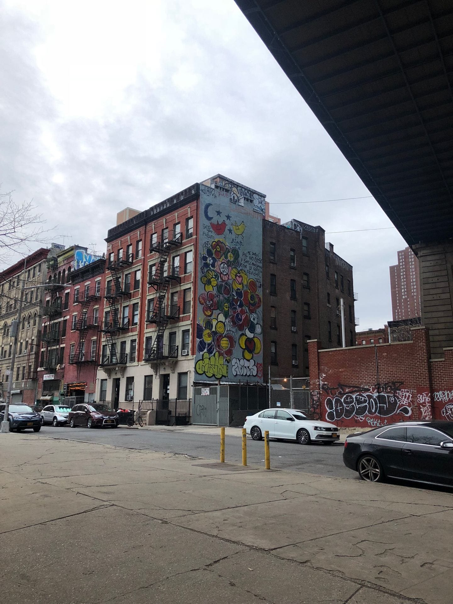 Lower East Side – Bridge #2: Neighbourhood Exploration