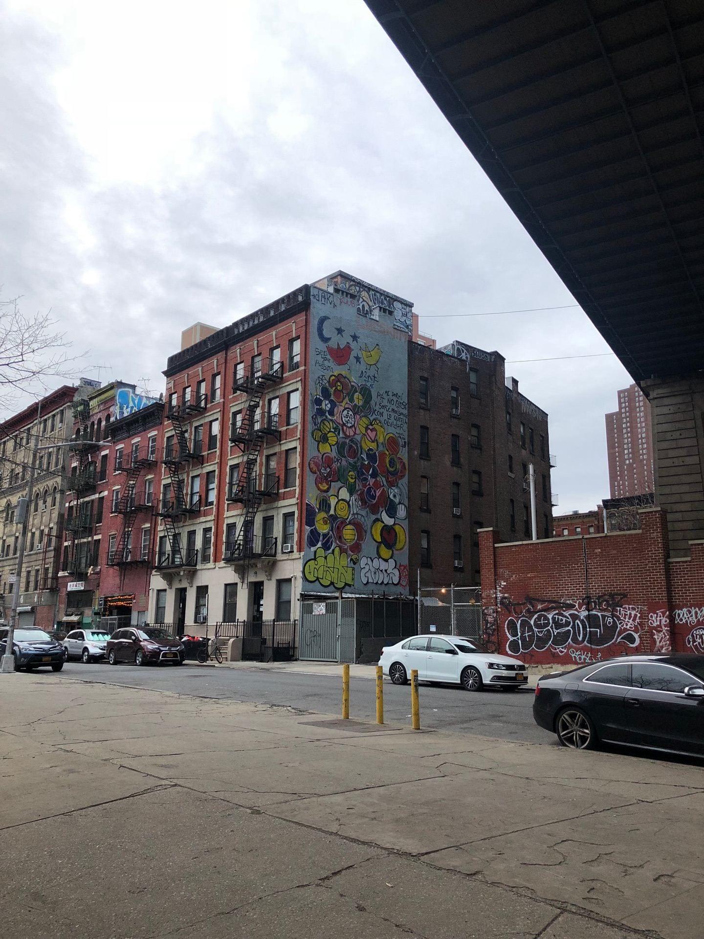 Lower East Side – Bridge #2: Neighbourhood Exploration