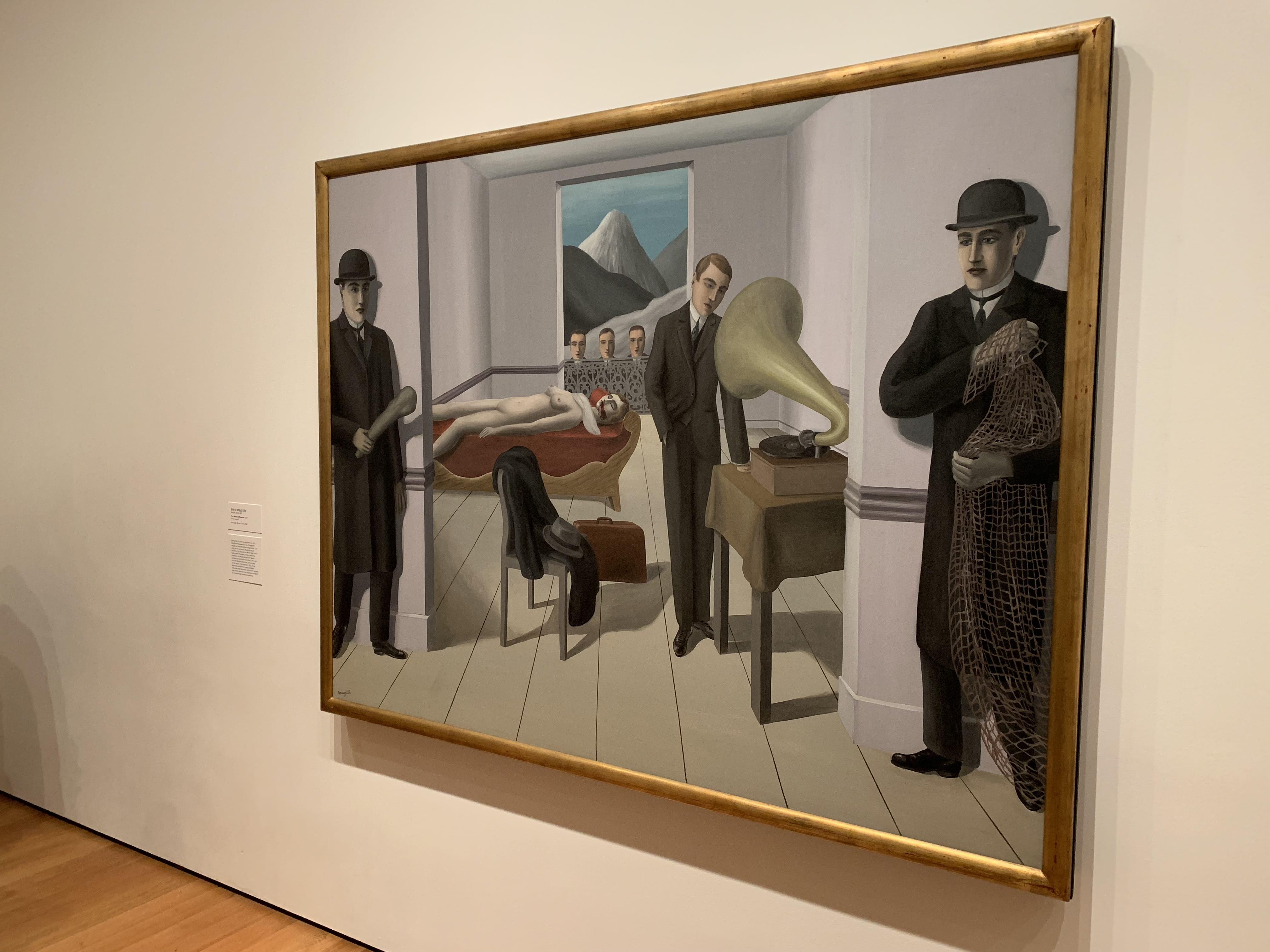 Museum Trip: Art Inspiration