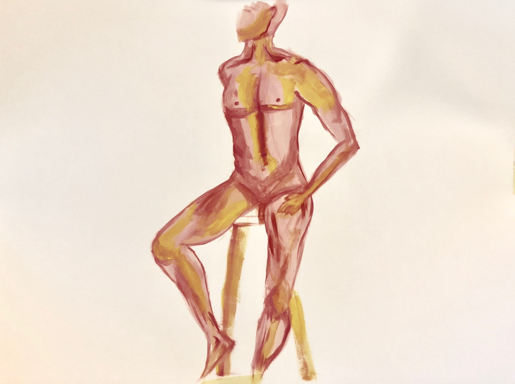 [ D&I ] The Relational Human Figure: Working with the Figure Process