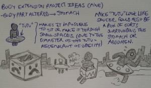 Body Extension Project Idea