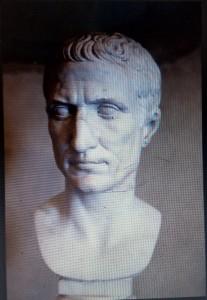 Original Julius Caesar Bust