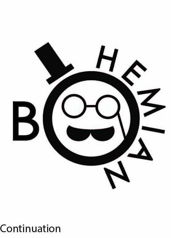 Bohemian Continuation Logo