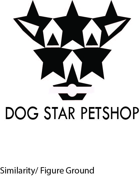 Dog Star Petshop-- Similarity/ Figure Ground