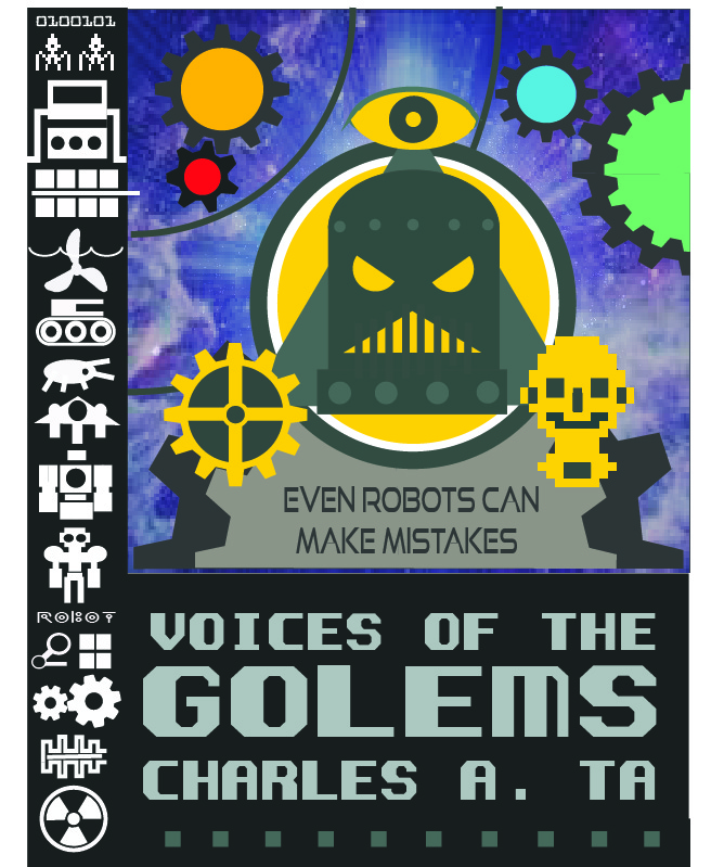 Voices of the Golems (New, Revised Cover)
