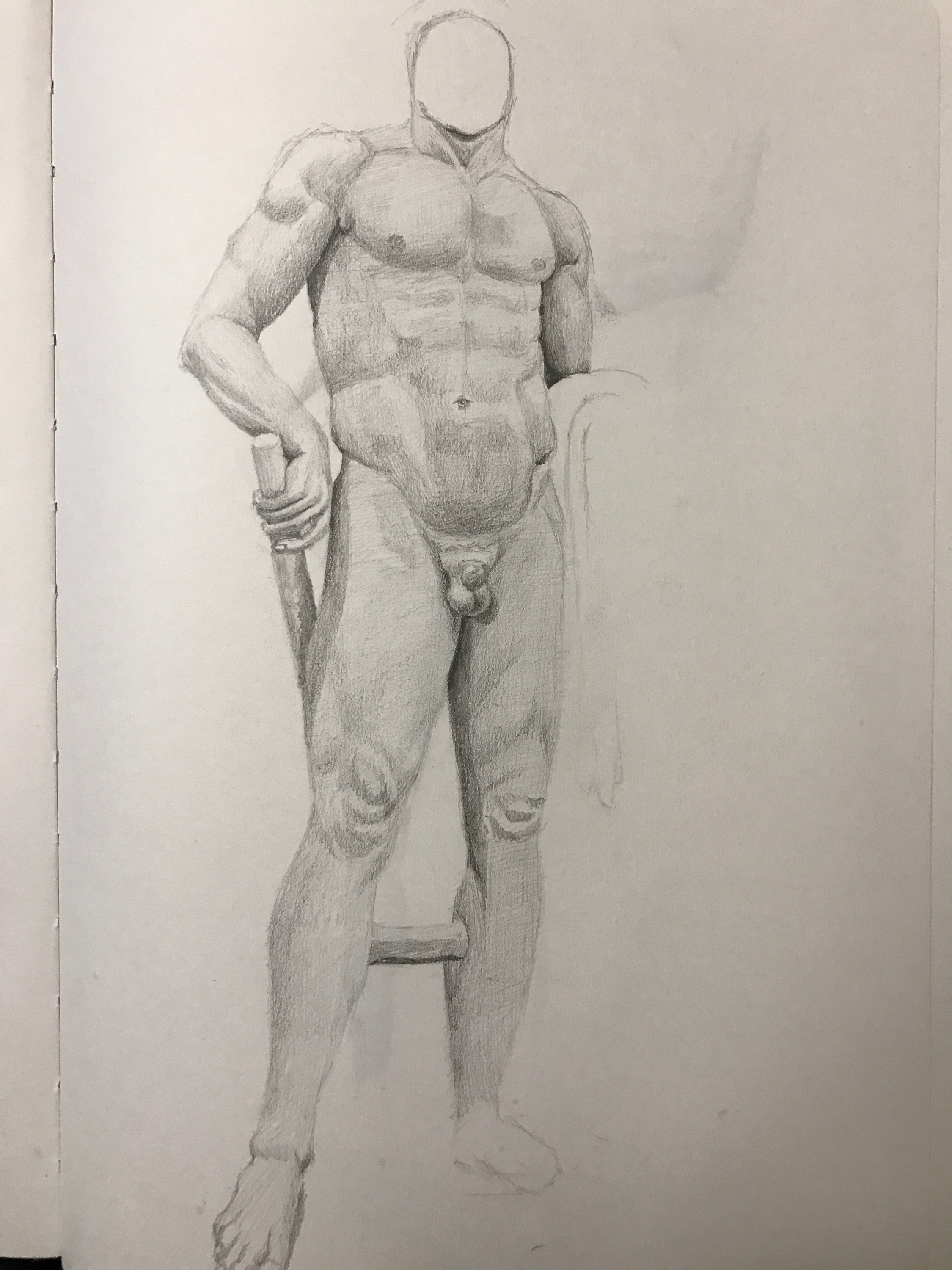 Met Figure Drawings – Jeff Beebe