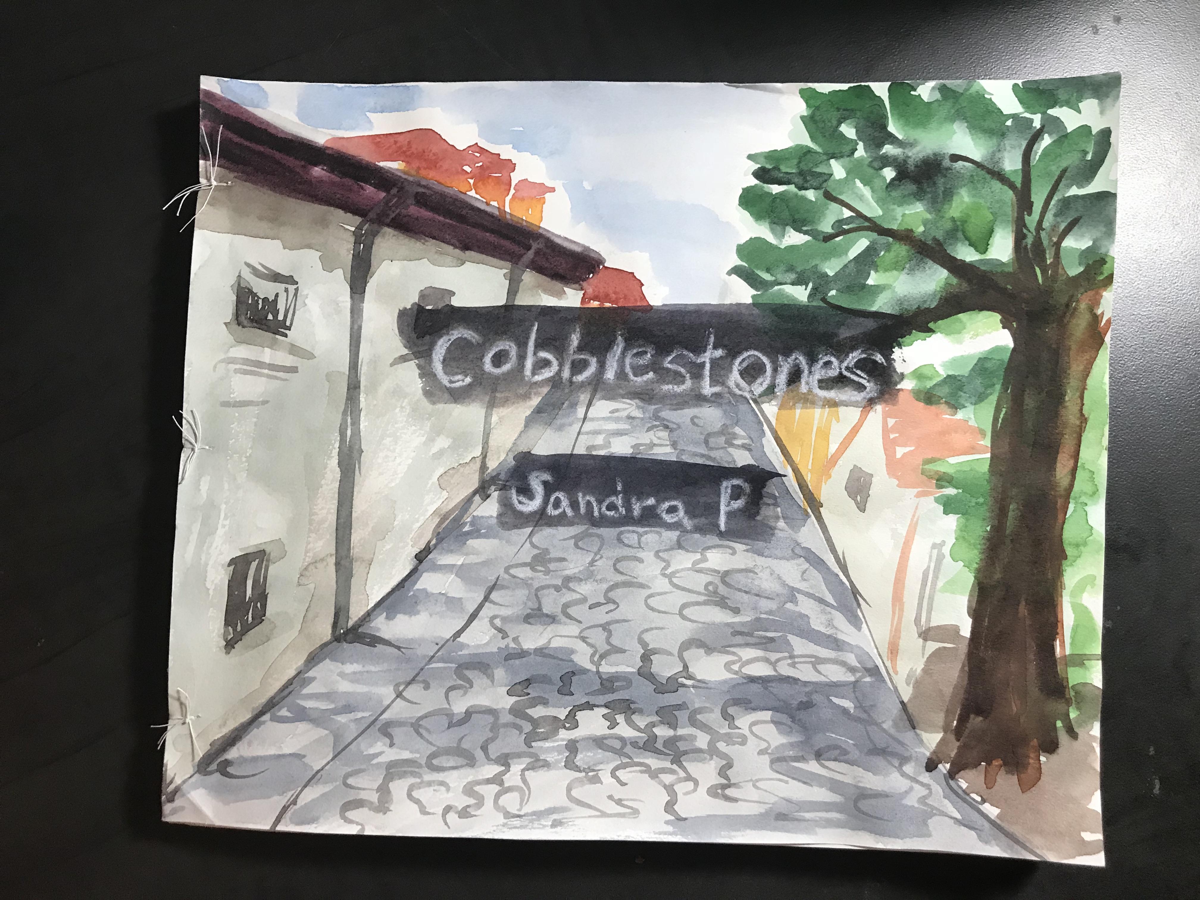 Cobblestone Book – Matthew Jensen