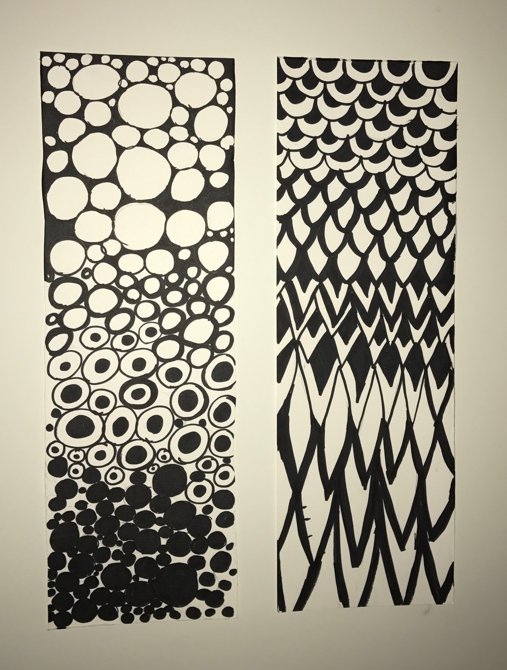 Space and Materiality- Patterns and experiments