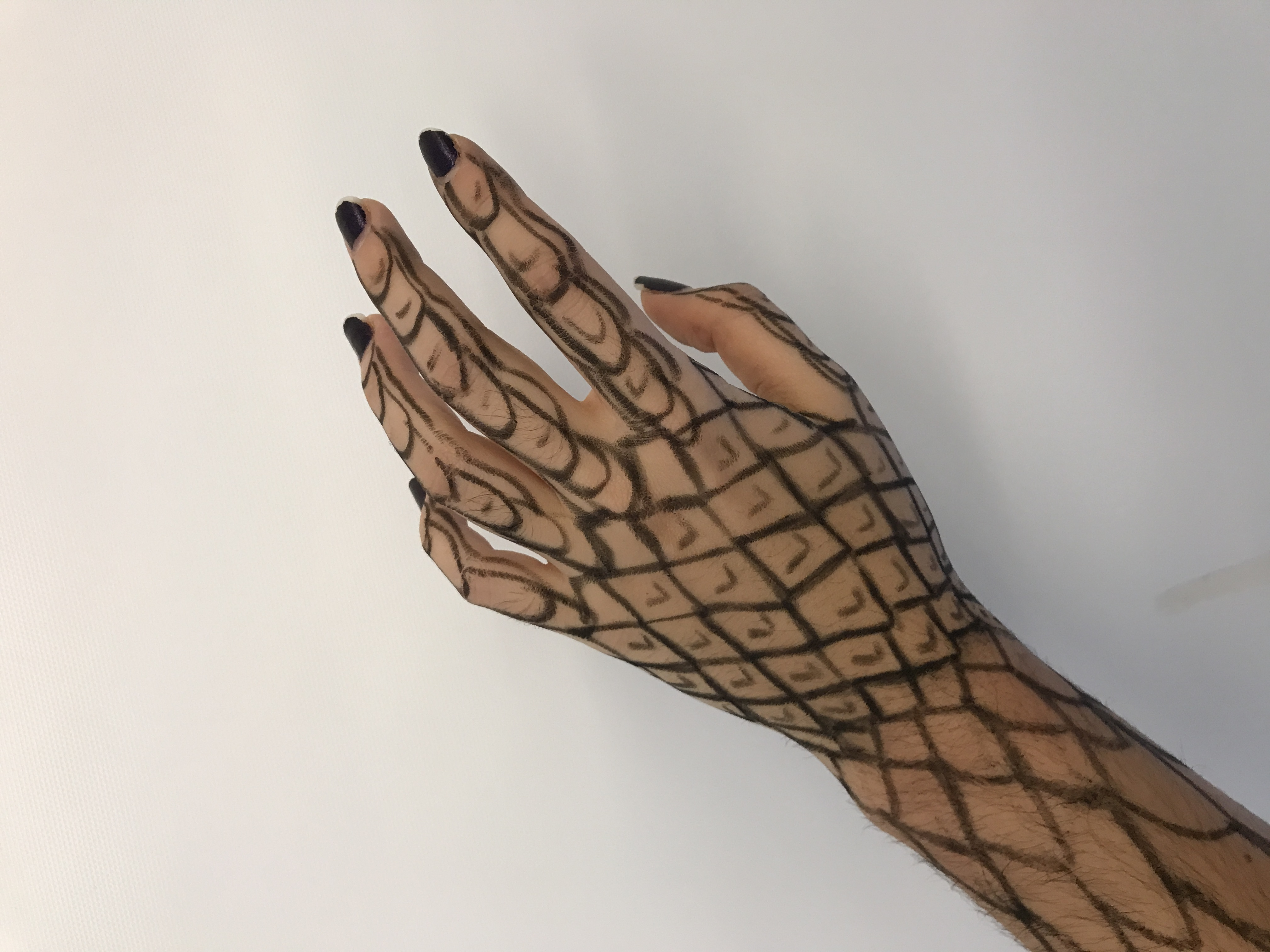 Space/Materiality : Second Skin