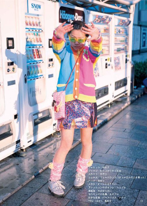 Image Archive: Harajuku Research