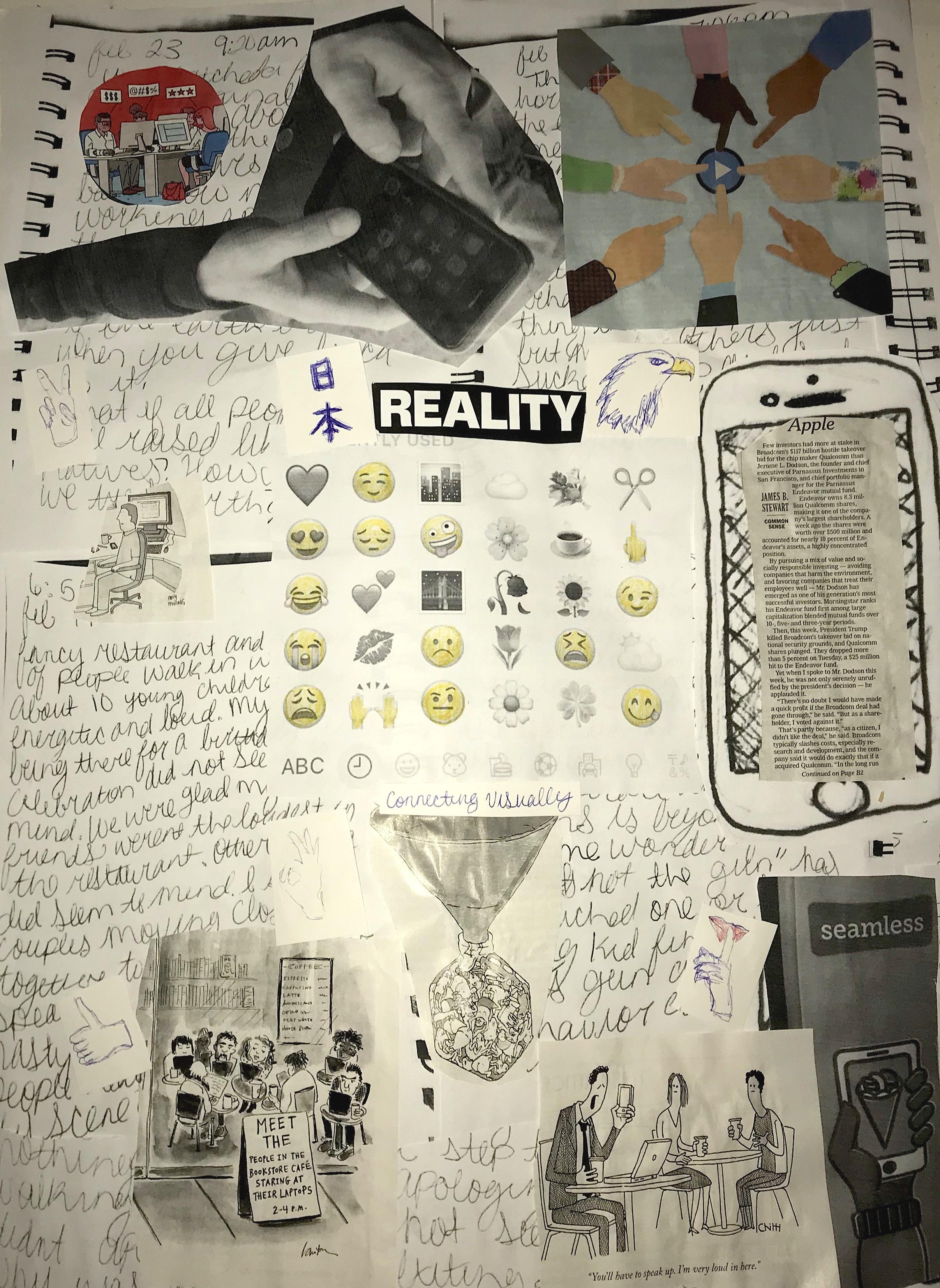 Integrative Seminar 2: Visual Essay Collage